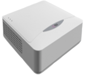 Microview 8 m/ integreret VMS